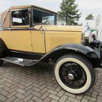 A-Ford 1930 Cabrio